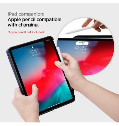 "Original Spigen Smart Fold 2 Protective Case with Pencil Holder for Apple iPad Pro 11"" (2018)"