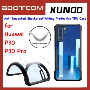 Xundd Beetle Series Anti-Impacted Shockproof Airbag Protective TPU Case for Huawei P30 / P30 Pro