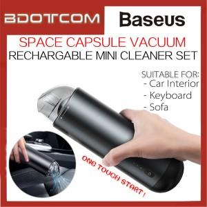 Baseus Space Capsule Cordless Vacuum Rechargable Mini Cleaner for Car / Keyboard / Sofa