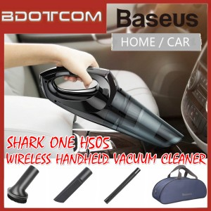 Baseus Shark ONE H-505 65W Wireless Portable Handheld Car Vacuum Cleaner for Car / Indoor Used