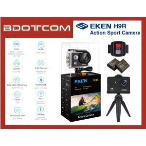 EKEN H9R Action Sport Full HD 4K WiFi Waterproof Photo and Video Camera