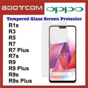 Tempered Glass Screen Protector for Oppo R1s / R3 / R5 / R7 / R7 Plus / R7s / R9 / R9 Plus / R9s / R9s Plus