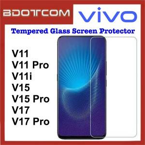 Tempered Glass Screen Protector for Vivo V11 / V11 Pro / V11i / V15 / V15 Pro / V17 / V17 Pro