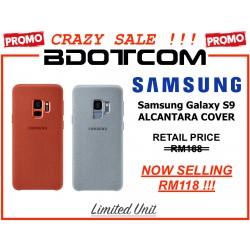 (CRAZY SALES) Original Samsung Alcantara Luxurious and Premium Cover for Samsung Galaxy S9