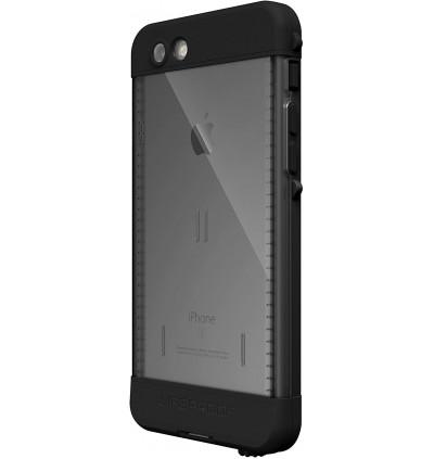 (CRAZY SALES) Original LifeProof NÜÜD Series Waterproof Heavy Duty Protective Cover Case for Apple iPhone 6 (Black)