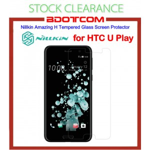 [CLEARANCE] Nillkin Amazing H Tempered Glass Screen Protector for HTC U Play