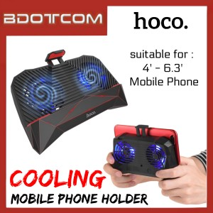 Hoco 2000mAh Cooling Gaming Mobile Phone Holder for 4' - 6.3' Smart Phone