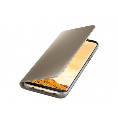 (CRAZY SALES) Original Samsung Clear View Standing Cover Case for Samsung Galaxy S8+ Galaxy S8 Plus