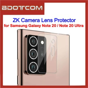 ZK Camera Lens Tempered Glass Screen Protector for Samsung Galaxy Note 20 / Note 20 Ultra