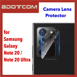 Camera Lens Tempered Glass Screen Protector for Samsung Galaxy Note 20 / Note 20 Ultra