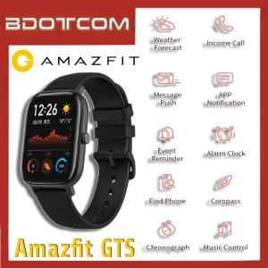 [Ready Stock] Amazfit GTS (42MM) Waterproof 1.65 inch AMOLED Display GPS Smart Watch