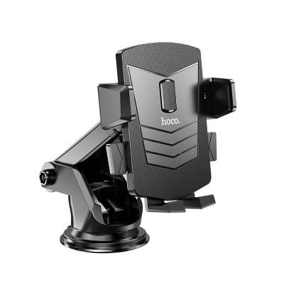 [Ready Stock] Hoco CA83 David One-Button Center Console Dashboard Car Mount Phone Holder for Samsung / Huawei / Xiaomi / Oppo / Vivo / Toyota / Honda / Mazda / Proton / Perodua / BMW / Benz Mercedes