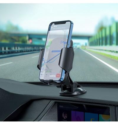 [Ready Stock] Hoco CA82 Just Fast Suction Cup Car Mount Phone Holder for Samsung / Huawei / Xiaomi / Oppo / Vivo / Toyota / Honda / Mazda / Proton / Perodua, BMW / Benz Mercedes