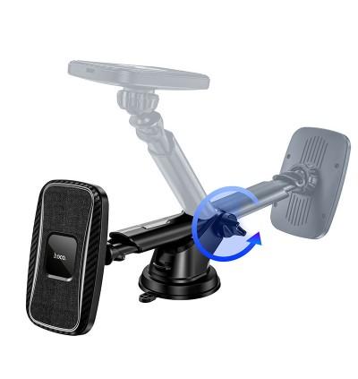 [Ready Stock] Hoco CA75 Magnetic Wireless Charging Air Vent Dashboard Car Mount Phone Holder for Samsung / Huawei / Xiaomi / Oppo / Vivo / Toyota / Honda / Mazda / Proton / Perodua, BMW / Benz Mercedes