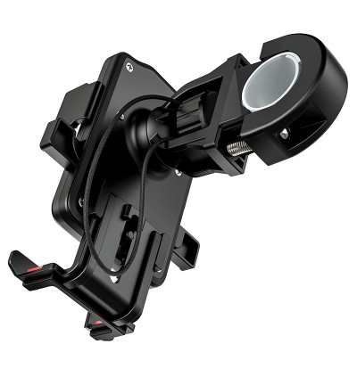 [Ready Stock] Hoco CA73 Flying One-Touch Universal Mount Phone Holder for Bicycle / Motorcycle / Samsung / Xiaomi / Huawei / Oppo / Vivo / Realme / OnePlus
