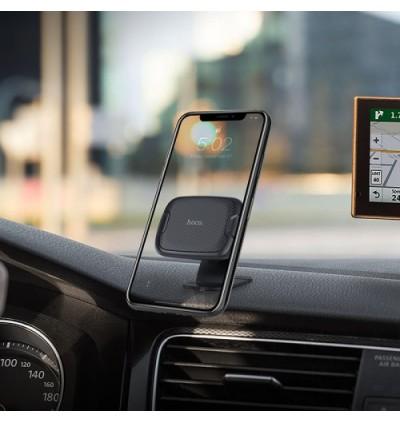 [Ready Stock] Hoco CA66 Sagittarius Series Center Console Dashboard Magnetic Car Mount Phone Holder for Samsung / Huawei / Xiaomi / Oppo / Vivo / Toyota / Honda / Mazda / Proton / Perodua, BMW / Benz Mercedes