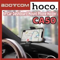 [Ready Stock] Hoco CA50 In-Car Dashboard Mount Phone Holder for Samsung / Huawei / Xiaomi / Oppo / Vivo / Toyota / Honda / Mazda / Proton / Perodua, BMW / Benz Mercedes