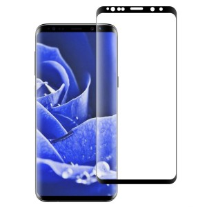 Full Covered Tempered Glass Screen Protector for Samsung Galaxy S9+