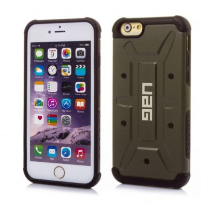 High Quality Urban Armor Gear UAG Case for Apple iPhone 7 Plus (Army Green)