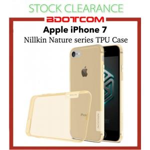 [CLEARANCE] Apple iPhone 7 Nillkin Nature series TPU Case