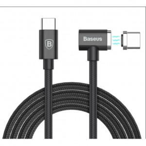 Baseus 1.5M Side Inserting Magnetic Type-C Fast Charging Cable for Macbook
