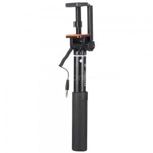 YunTeng YT-808 Mini Wired Cable Selfie Pole Monopod