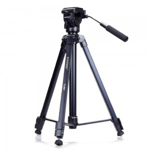 Yunteng VCT-860 Professional Portable Aluminium AlloyTripod Stand for DSLR