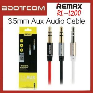 Original Remax RL-L200 3.5mm Aux Audio 2000mm Cable