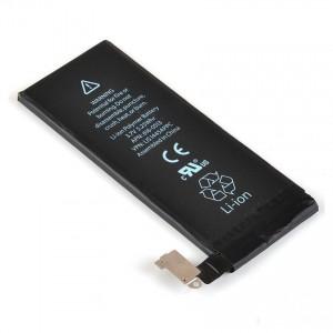 Apple 1430mAh Li-Polymer Battery for iPhone 4S (Black)
