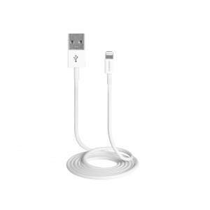 Avantree Lightning to USB Sync Charge Cable - Swan