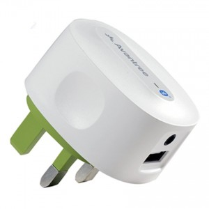 Avantree Bluetooth 4.0 Music Receiver Roxa