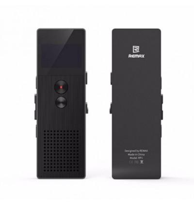 Original Remax RP1 8GB Digital Audio Voice Recorder with Music Player