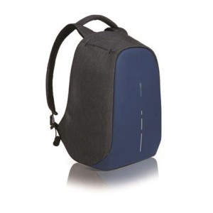 Original Bobby Compact XD Design Anti Theft Cut Proof Backpack (Diver Blue)