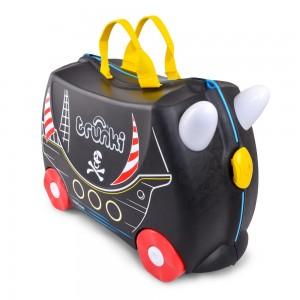 Trunki TR0312-GB01 Kids Ride-On Luggage Suitcase (Pedro Pirate)